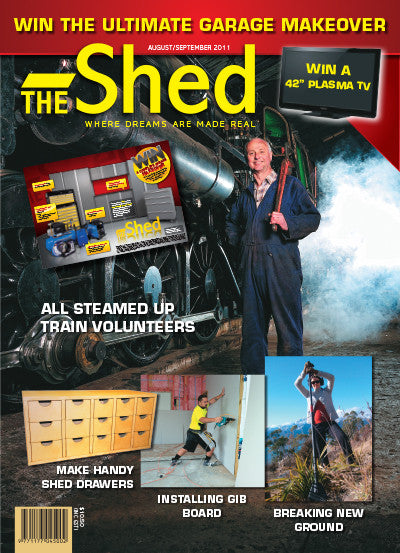 The Shed 38, August–September 2011