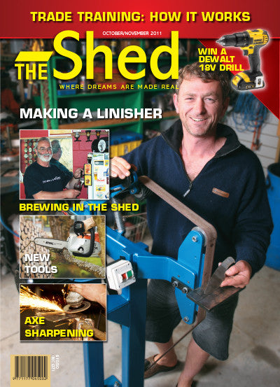 The Shed 39, October–November 2011