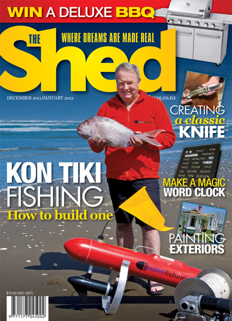 The Shed 40, December–January 2012