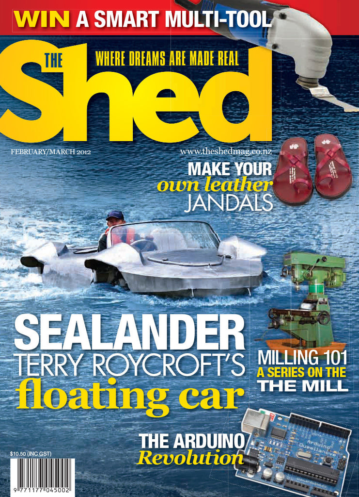 The Shed 41, February–March 2012