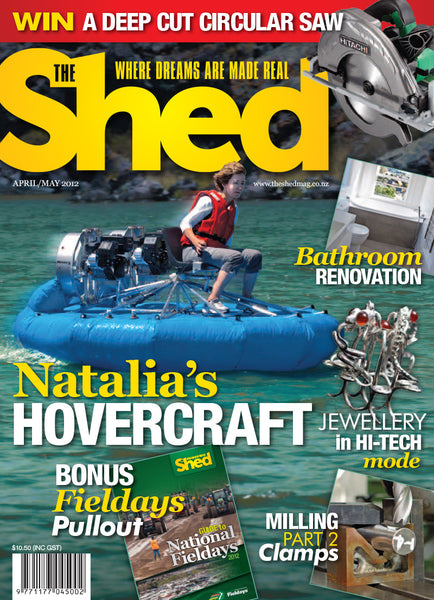The Shed 42, April–May 2012