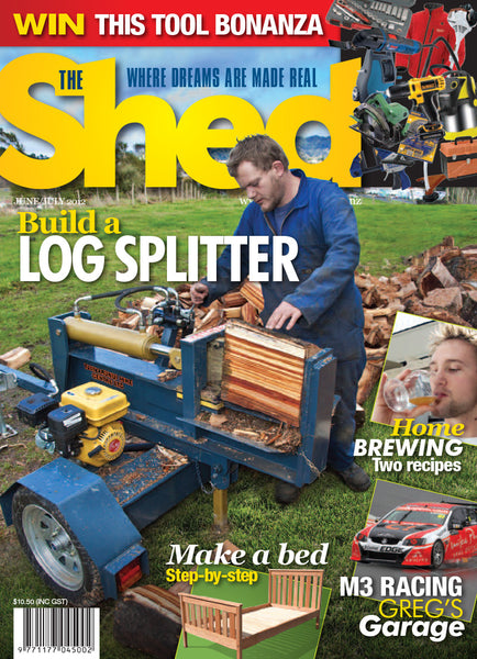 The Shed 43, June–July 2012