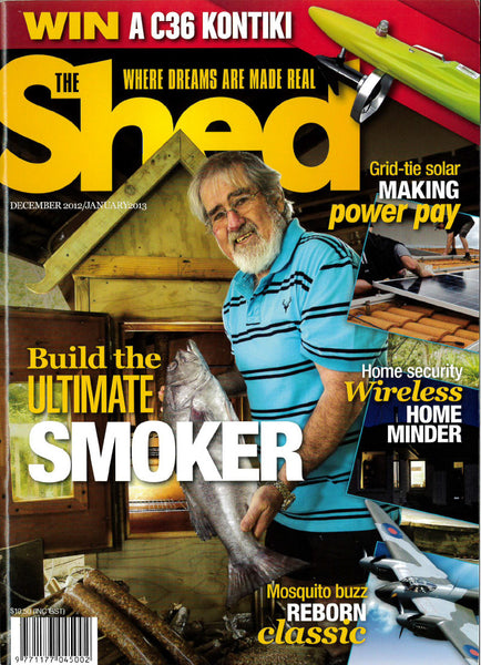 The Shed 46, December–January 2013