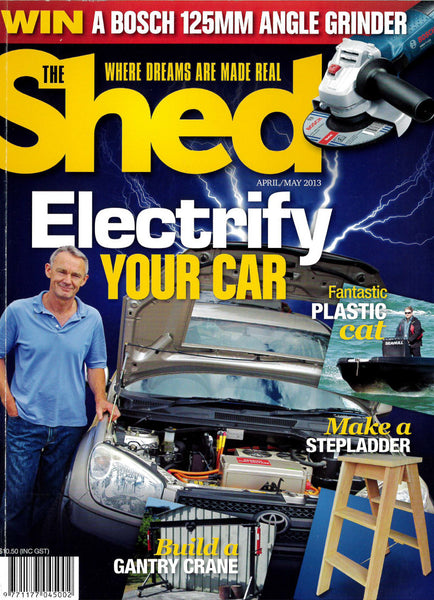 The Shed 48, April–May 2013