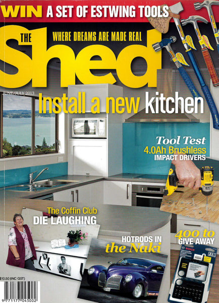 The Shed 49, June–July 2013