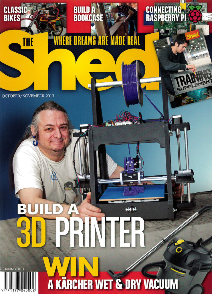 The Shed 51, October–November 2013