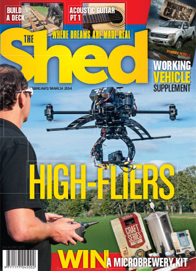 The Shed 53, February–March 2014
