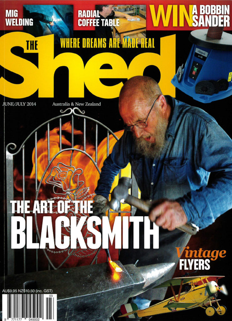 The Shed 55, June–July 2014
