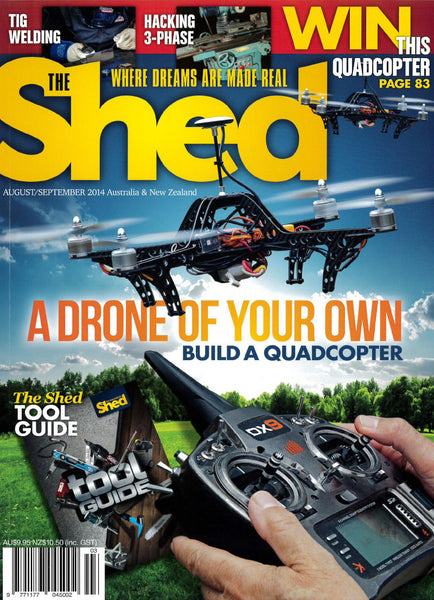 The Shed 56, August–September 2014