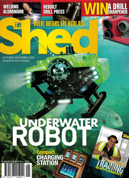 The Shed 57, October–November 2014