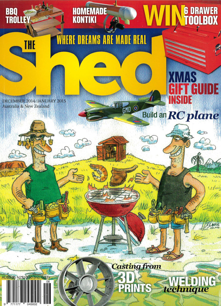 The Shed 58, December 14–January 2015
