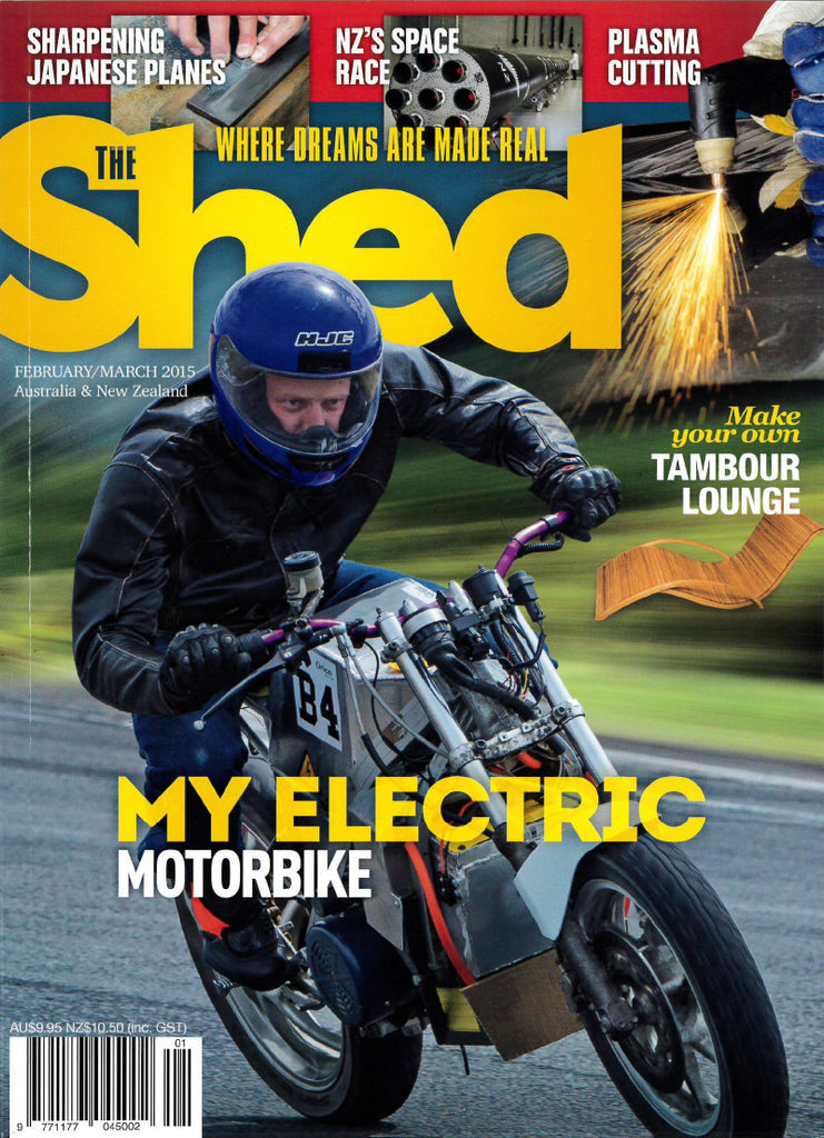 The Shed 59, February–March 2015
