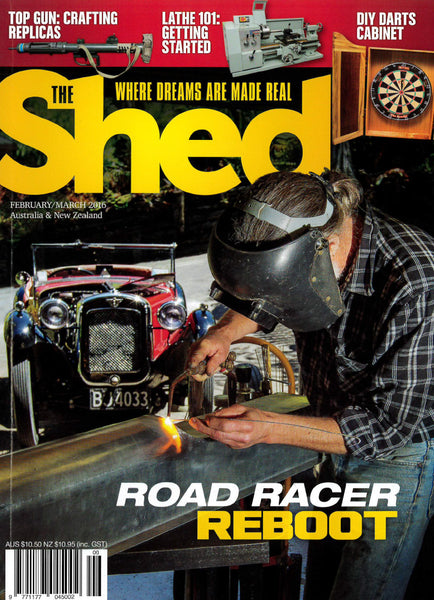 The Shed 65, February–March 2016