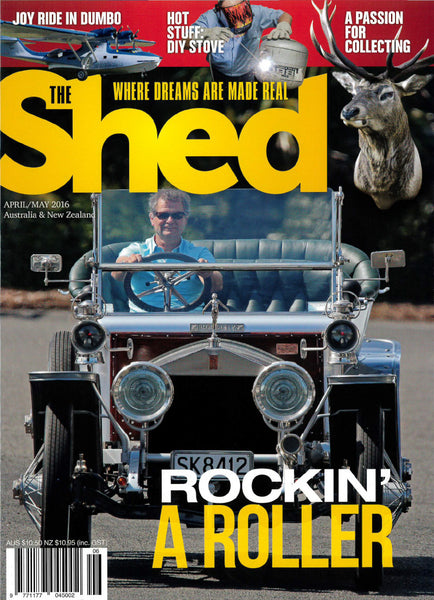The Shed 66, April–May 2016