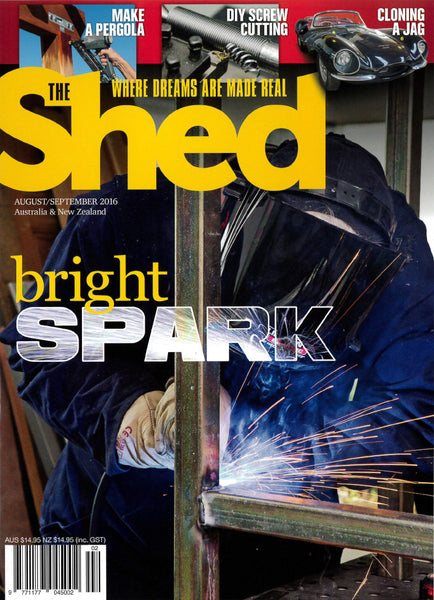 The Shed 68, August–September 2016