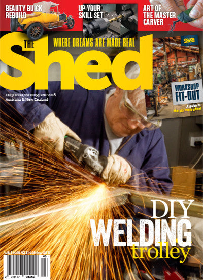 The Shed 69, October–November 2016