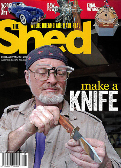 The Shed 71, February–March 2017