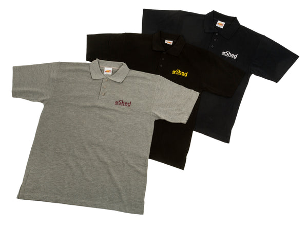 The Shed polo shirt