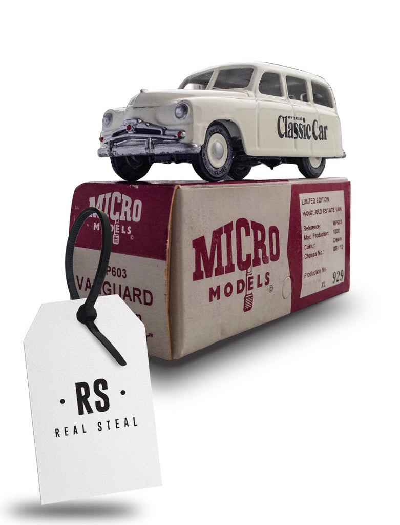 Micro Models New Zealand Classic Car Vanguard