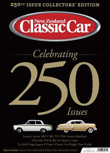 New Zealand Classic Car 250, October 2011
