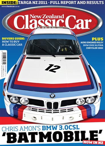 New Zealand Classic Car 252, December 2011