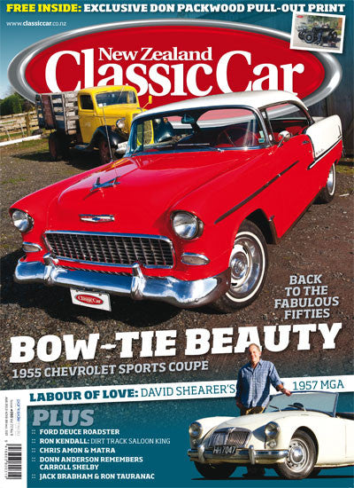 New Zealand Classic Car 260, August 2012