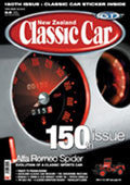 New Zealand Classic Car 150, June 2003