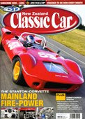 New Zealand Classic Car 177, September 2005