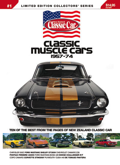 New Zealand Classic Car — Limited Edition 1