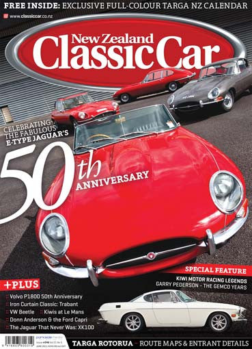 New Zealand Classic Car 246, June 2011