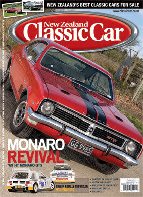 New Zealand Classic Car 204, December 2007
