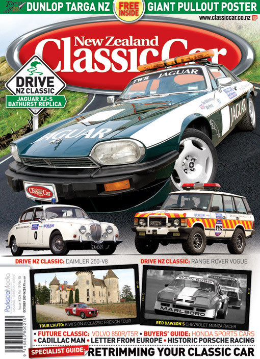 New Zealand Classic Car 226, October 2009