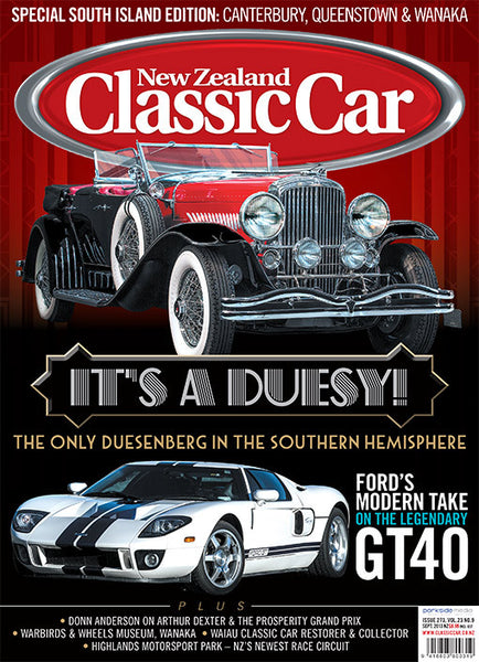 New Zealand Classic Car Magstore Nz