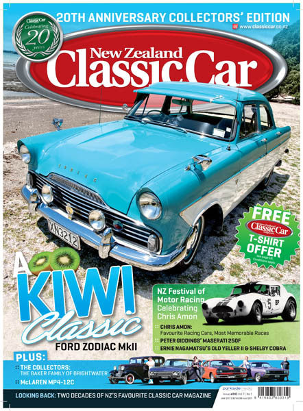New Zealand Classic Car 241, January 2011