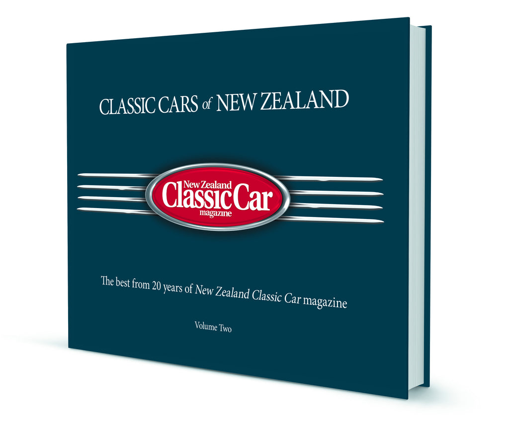 Classic Cars of New Zealand Volume II