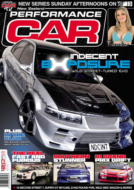 NZ Performance Car 120, December 2006