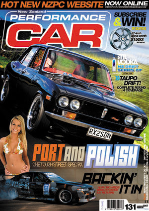 NZ Performance Car 131, November 2007