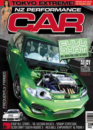 NZ Performance Car 135, March 2008