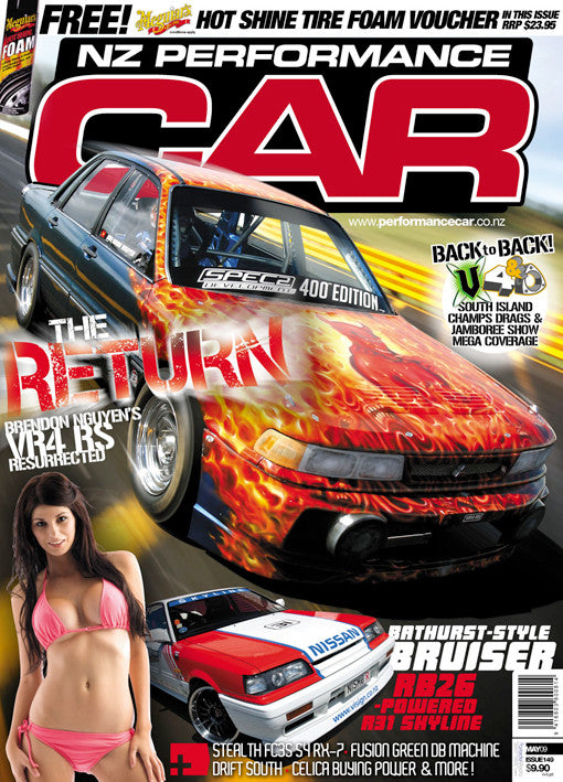 NZ Performance Car 149, May 2009