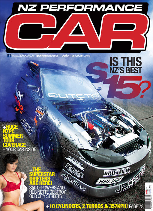 NZ Performance Car 194, February 2013