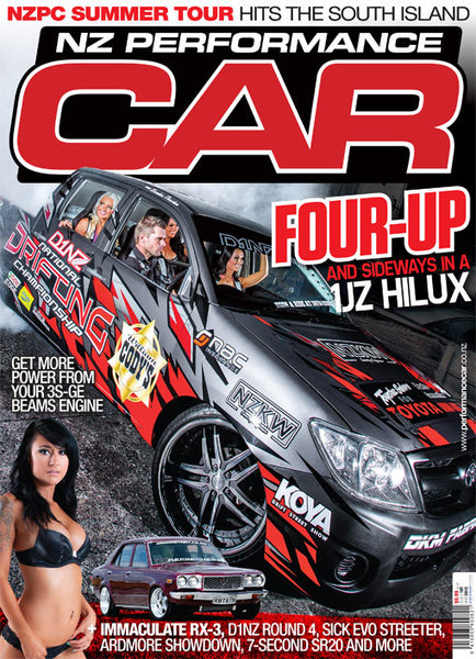 NZ Performance Car 197, May 2013