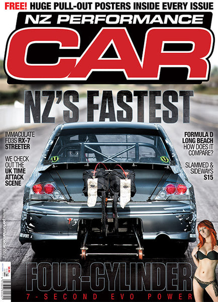 NZ Performance Car 199, July 2013