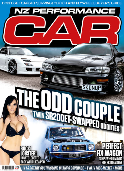 NZ Performance Car 206, February 2014