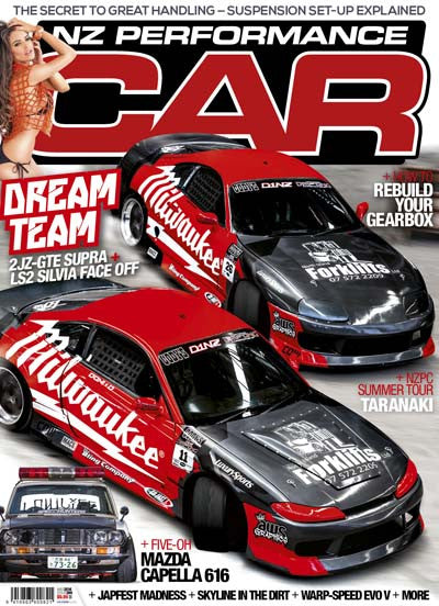 NZ Performance Car 209, May 2014