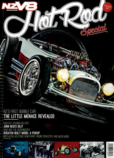 NZV8 Hot Rod Special Vol. I — free shipping