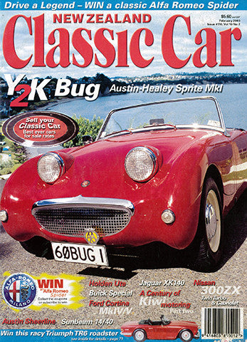 New Zealand Classic Car 110, February 2000