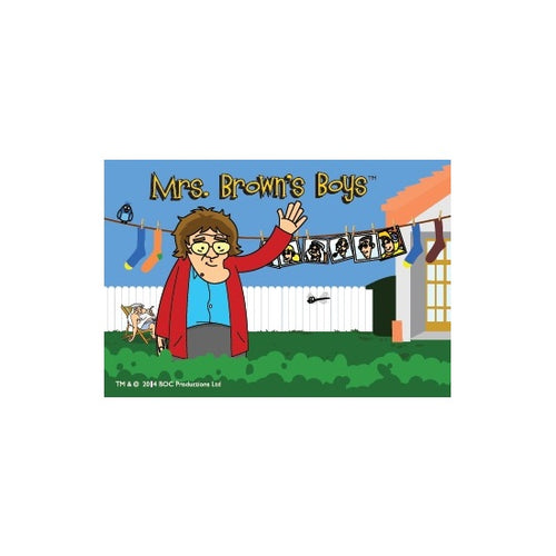 MB100-MB106 Mrs Browns Boys Magnets