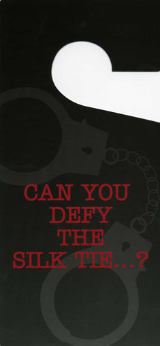 MG021-MG026 Mr Grey Door Hangers