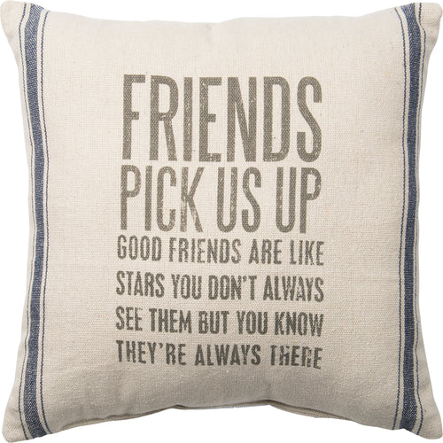 PKC280 - Friends Pick Us Up Cushion 15''
