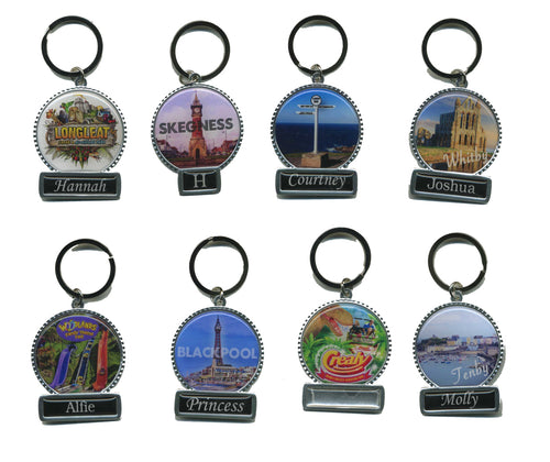 Blank Picture Perfect Keyrings
